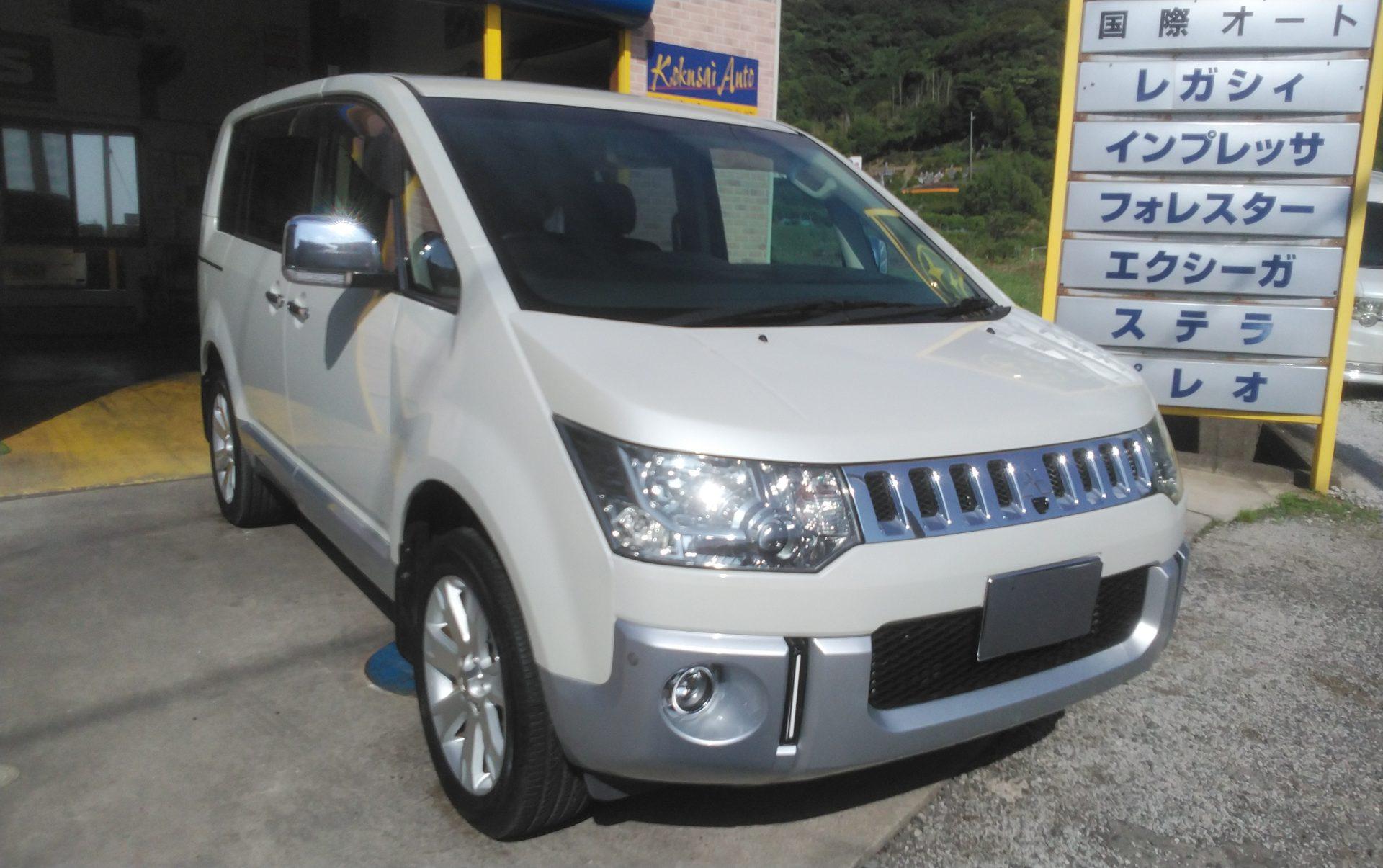 三菱 デリカD:5 Gプレミアム 4WD