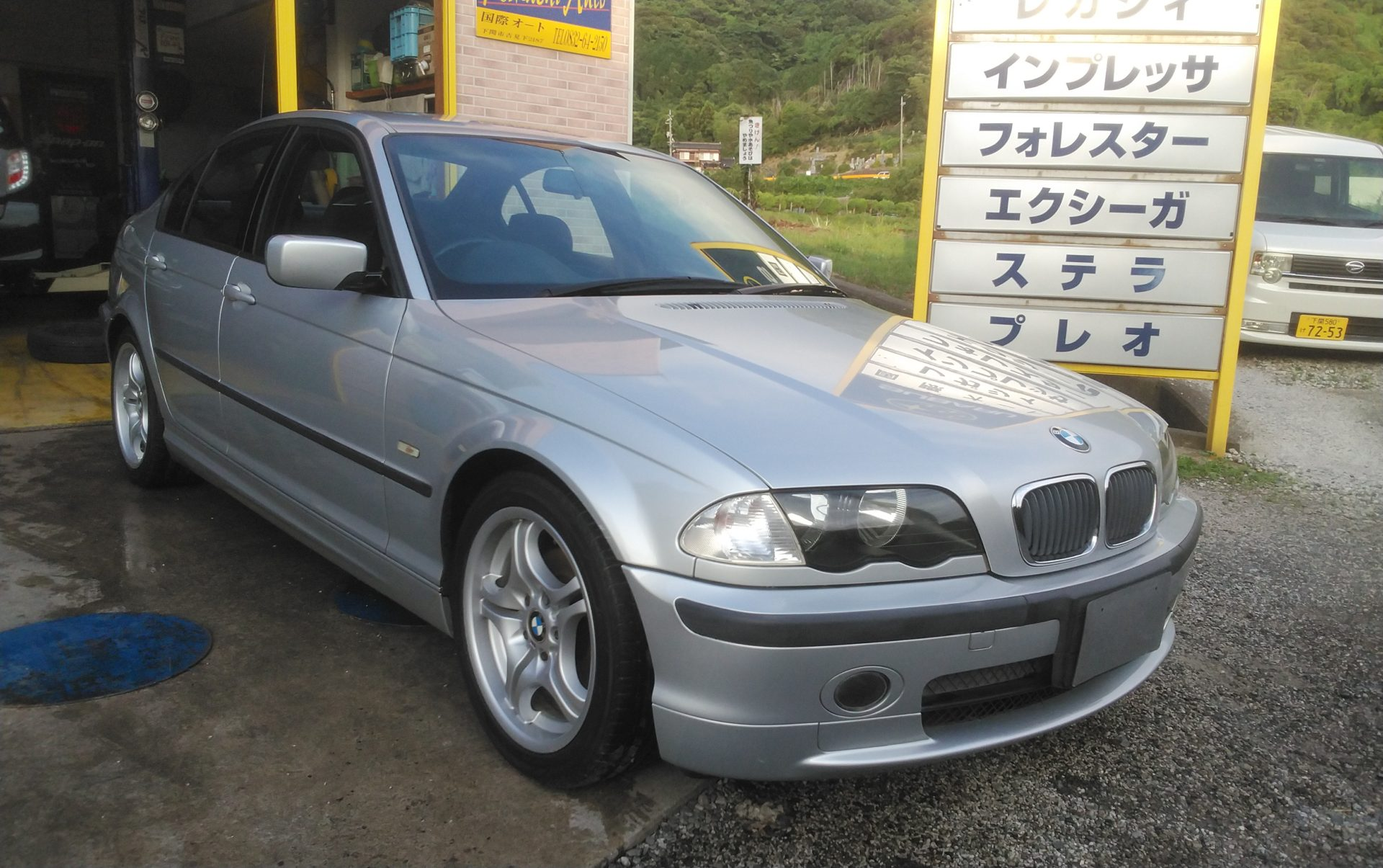 BMW 318i Mスポーツ AT